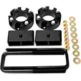 ZY WHEEL 3'' Front and 2'' Rear Leveling Lift Kit for 2007-2019 Toyota Tundra 2WD 4WD
