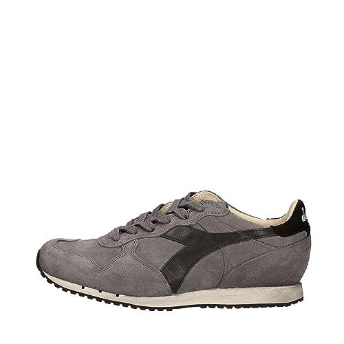 cfb3ba0e44878d DIADORA HERITAGE 201.157664 Sneakers Man Grey 40: Amazon.co.uk: Shoes & Bags