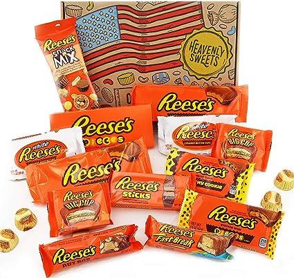 Paquete grande para regalo de caramelos Reeses | Surtido incluye ...