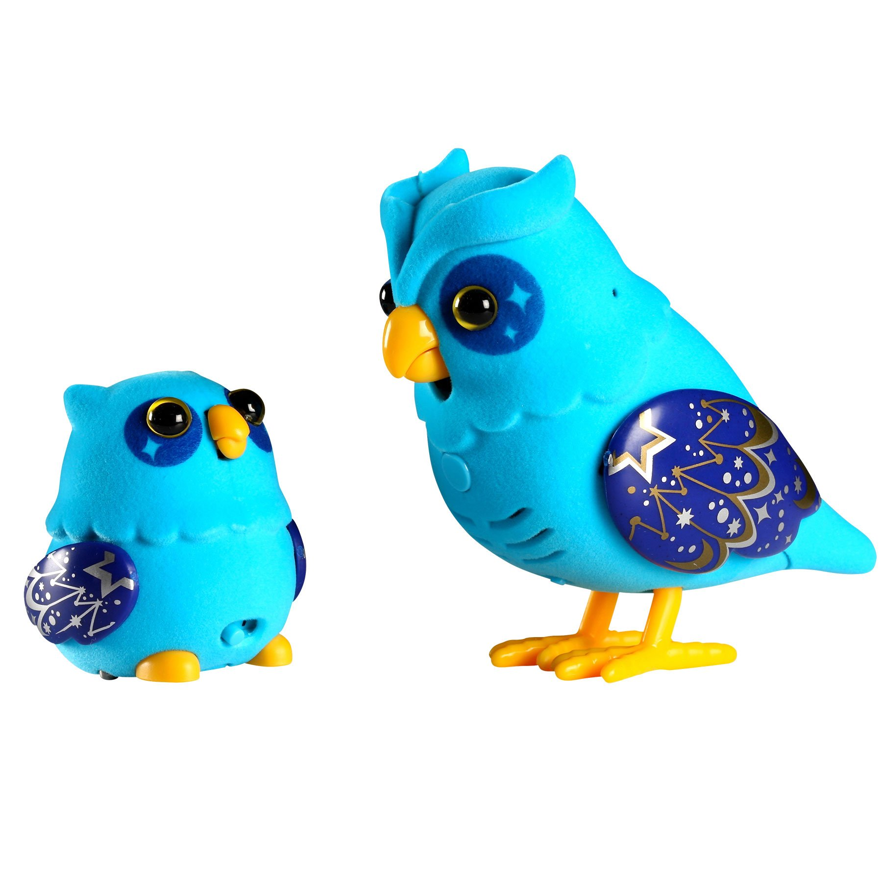 Little Live Pets S2 Tweet Talking Owl And Baby - Nightstar Family by Little Live Pets (Image #2)