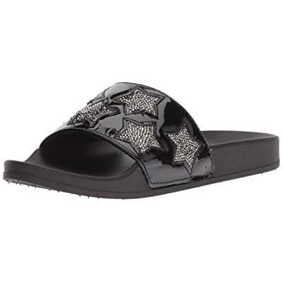 Kenneth Cole REACTION Women's Pool Spash Slide Sandal with Stars | Shoes