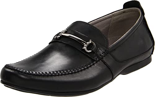 fb39c7853f3 Amazon.com | Steve Madden, Katts Bit Loafers Men's Shoes | Loafers ...