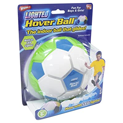 Hover Ball - Green: Toys & Games