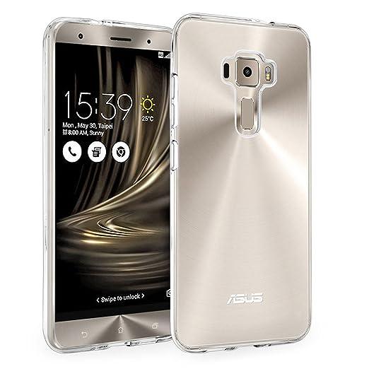 1 opinioni per Zenfone 2 Laser ZE550KL(5.5)\ZE551KL Custodia, [Thin Slim] VENTER®[Flexible]