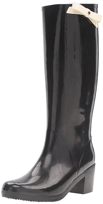 Women's Raylan Rain Boot, Black, 10 M US