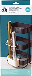 We R Memory Keepers 0633356605195 Storage A la Cart Wrapping Paper Holder, Multi