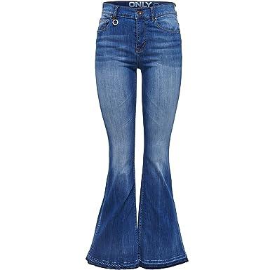 Jeanshose mit schlag damen