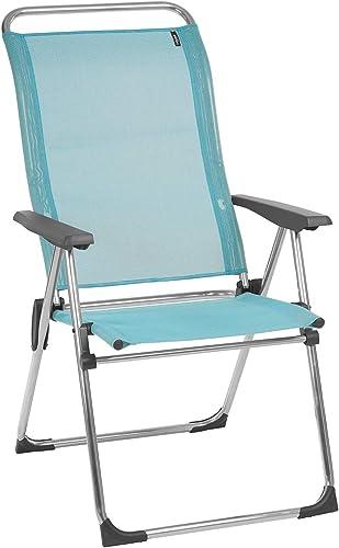 Lafuma LFM2772-8558 Alu Cham Adirondack-Chairs, Set of 4