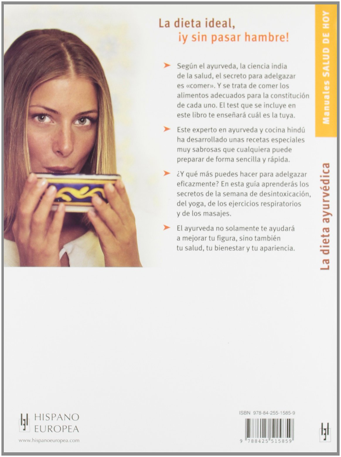Dieta ayurveda para adelgazar test