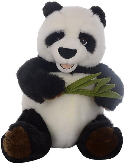 da434f0939c1 Buy Hamleys Panda Soft Toy (White/Black) Online at Low Prices in ...