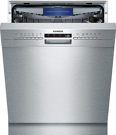 Siemens SN436S01KE lavavajilla Bajo encimera 13 cubiertos A++ ...