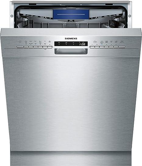 Siemens SN436S01KE lavastoviglie Sottopiano 13 coperti A++: ...