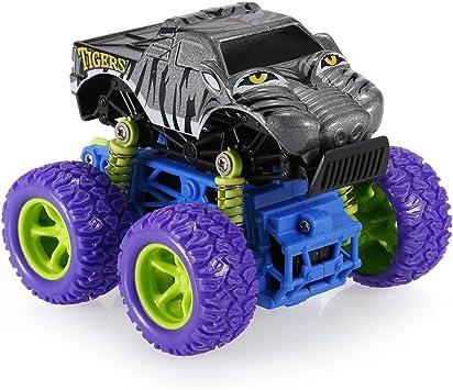 Goolsky 1:34 Animal Inertia Coche Juguete Coche Todoterreno 4WD ...