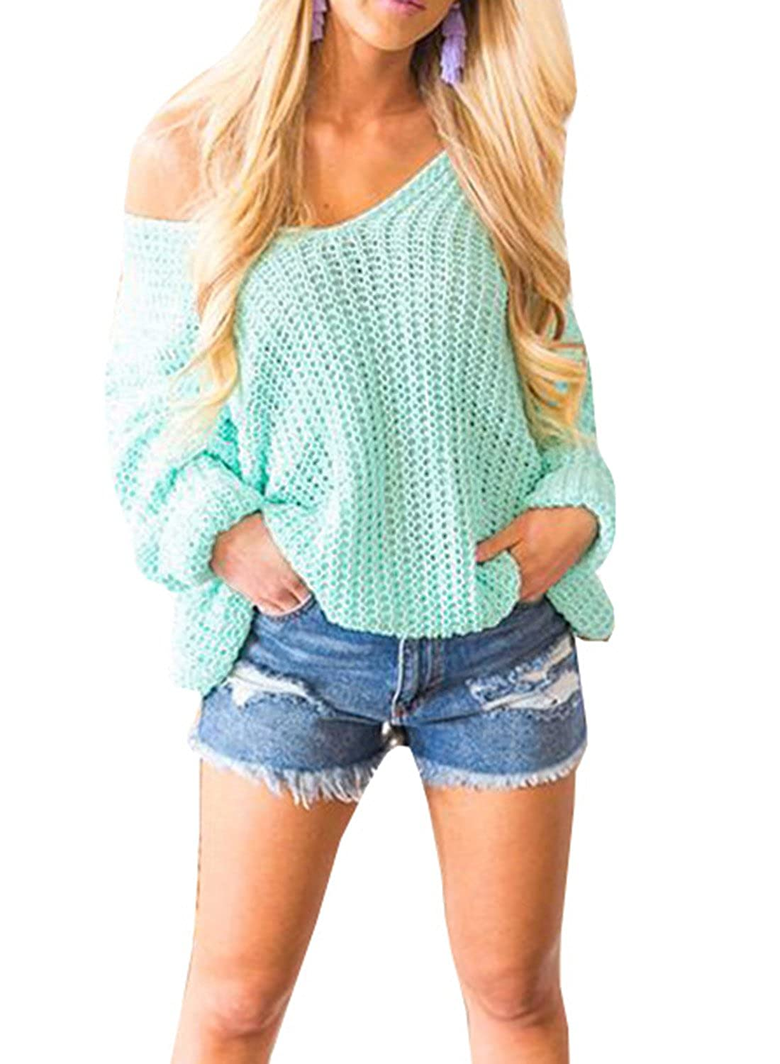 10025636e Top 10 wholesale Womens Cable Knit Pullover Sweaters - Chinabrands.com