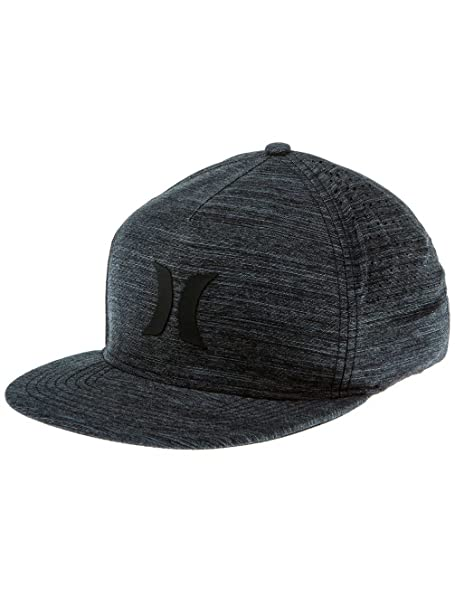 cheaper e4302 c48ae Amazon.com  Hurley Men s Dri-Fit Icon 4.0 Hat  Clothing