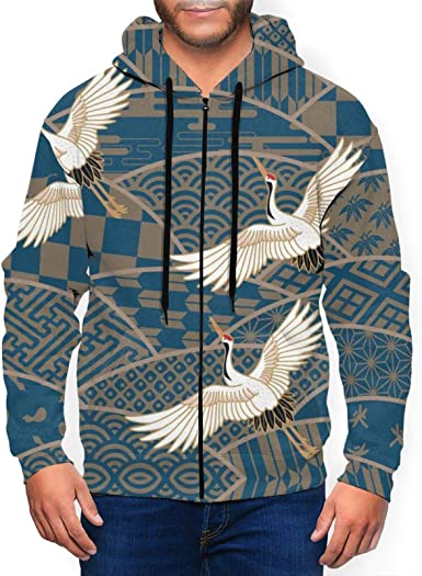 CDMT-XU1 Sudaderas con Capucha para Hombre, suéter con Tres ...