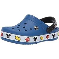 crocs Crocband Mickey Clog K Alpargatas para Unisex Niños