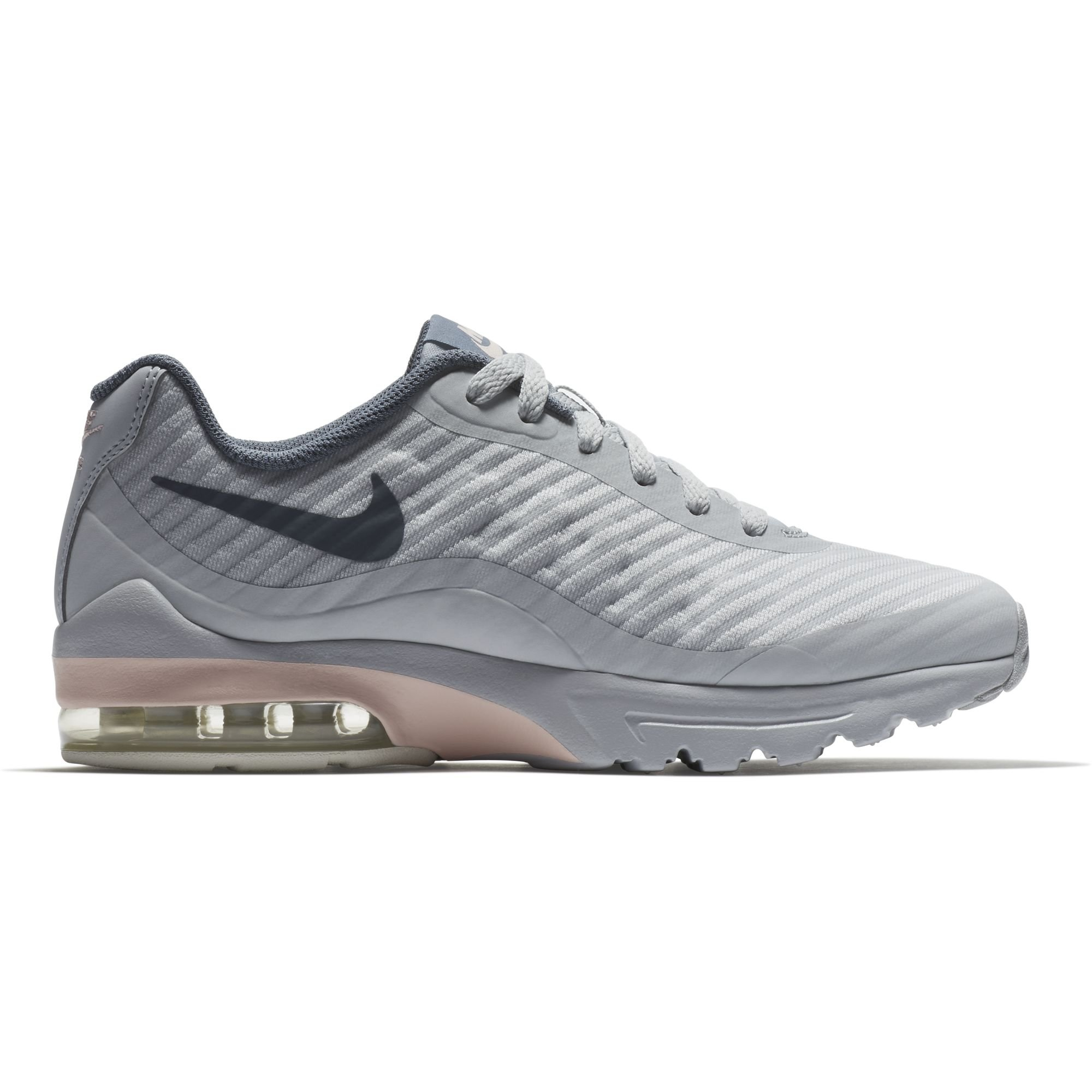 lower price with so cheap lower price with Nike Women's Air Max Invigor SE Shoe Pure Platinum/Armory Blue/Rush Red  Size 8.5 M US