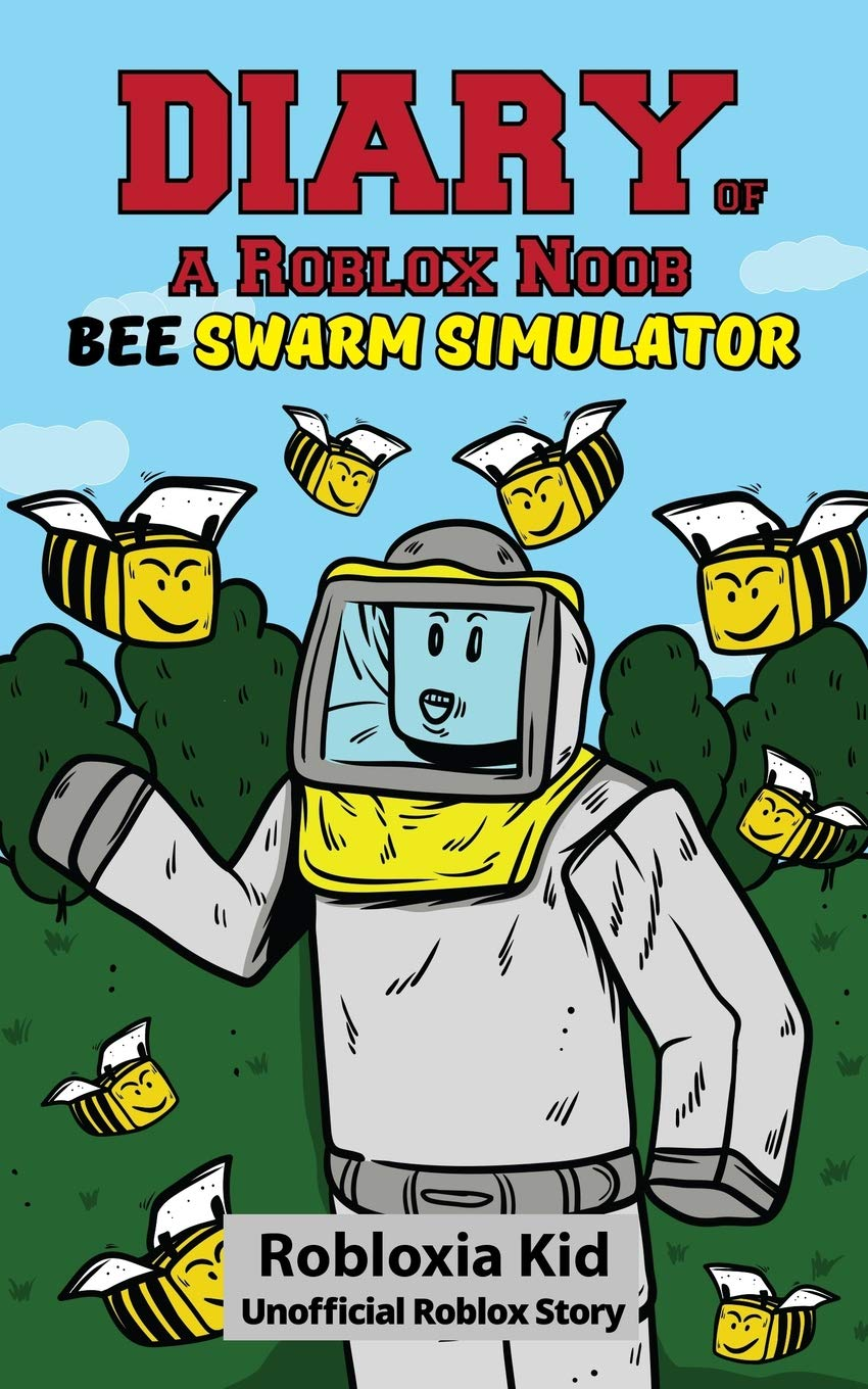 Diary of a Roblox Noob: Bee Swarm Simulator: Robloxia Kid
