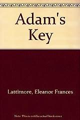 Adam's Key Hardcover