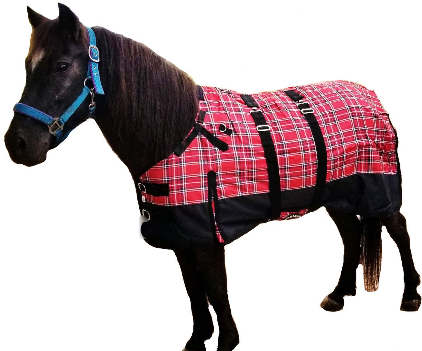 CHALLENGER 1000D Miniature Weanling Pony Foal Horse Winter Blanket Bellyband 51957B
