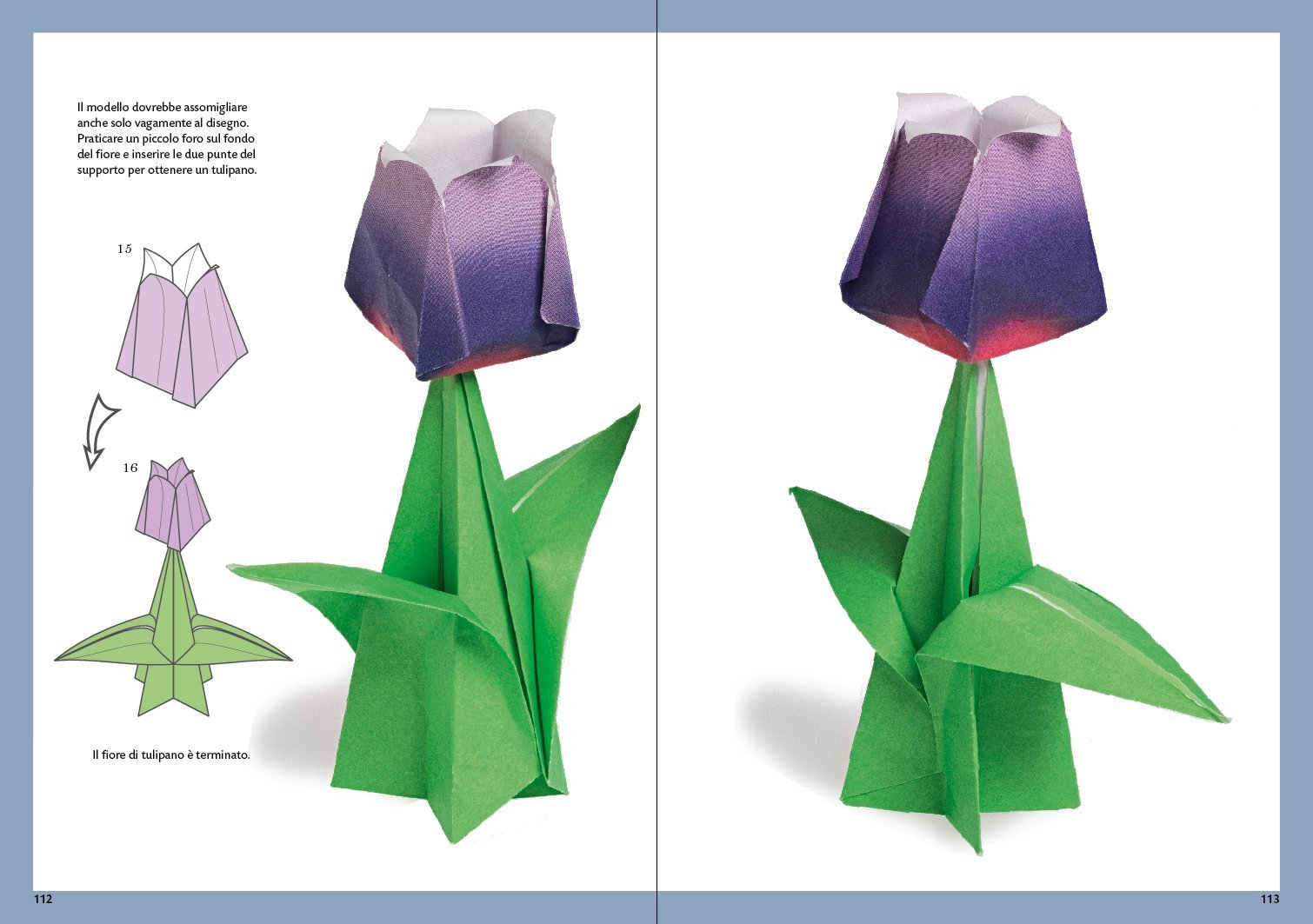 lecon d'origami facile