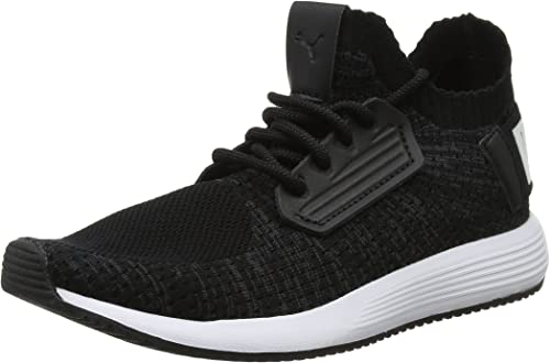 PUMA Uprise Knit Low-Top Sneakers