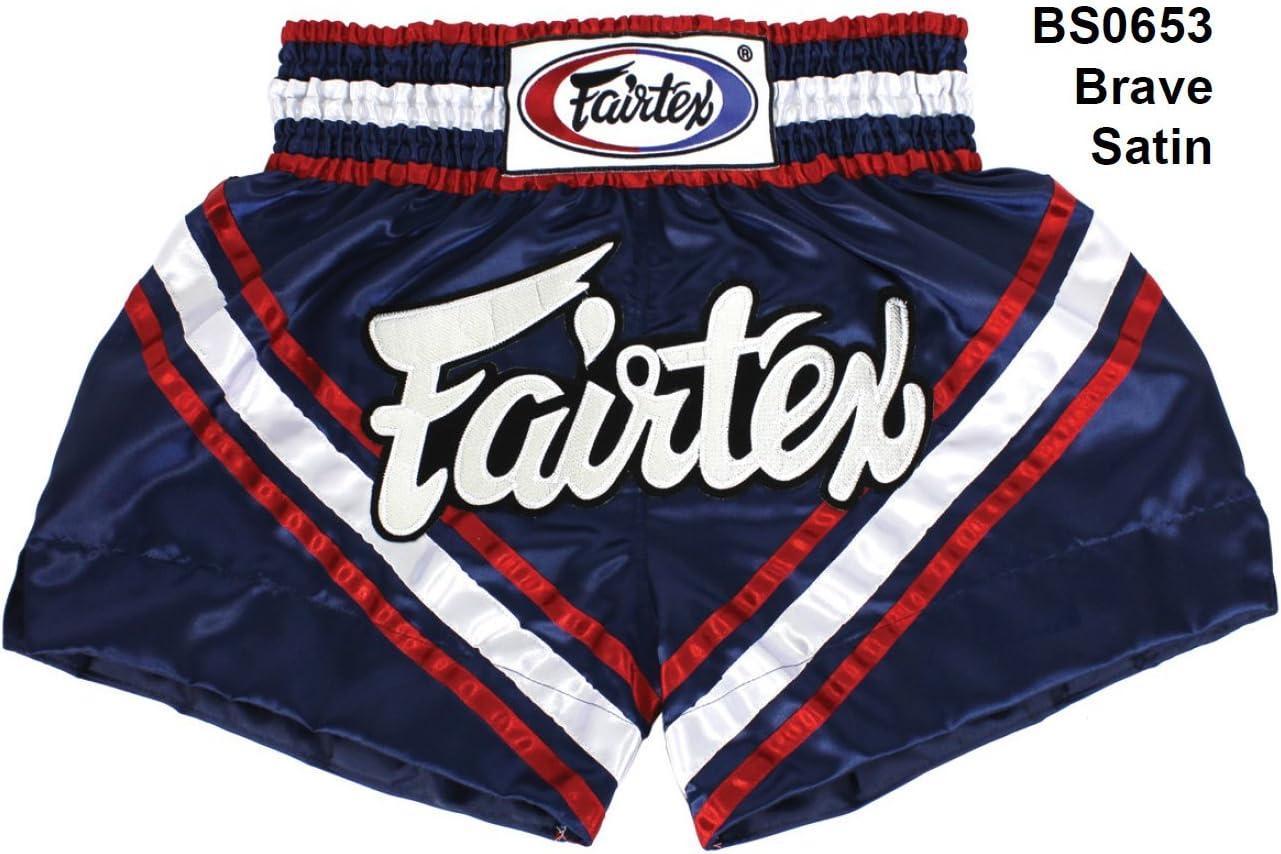 Fairtex Muay Thai Shorts Satin BS81