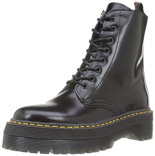 comprar popular 167c5 d3400 Bota Militar Burdeos Mujer Alpe 34753045