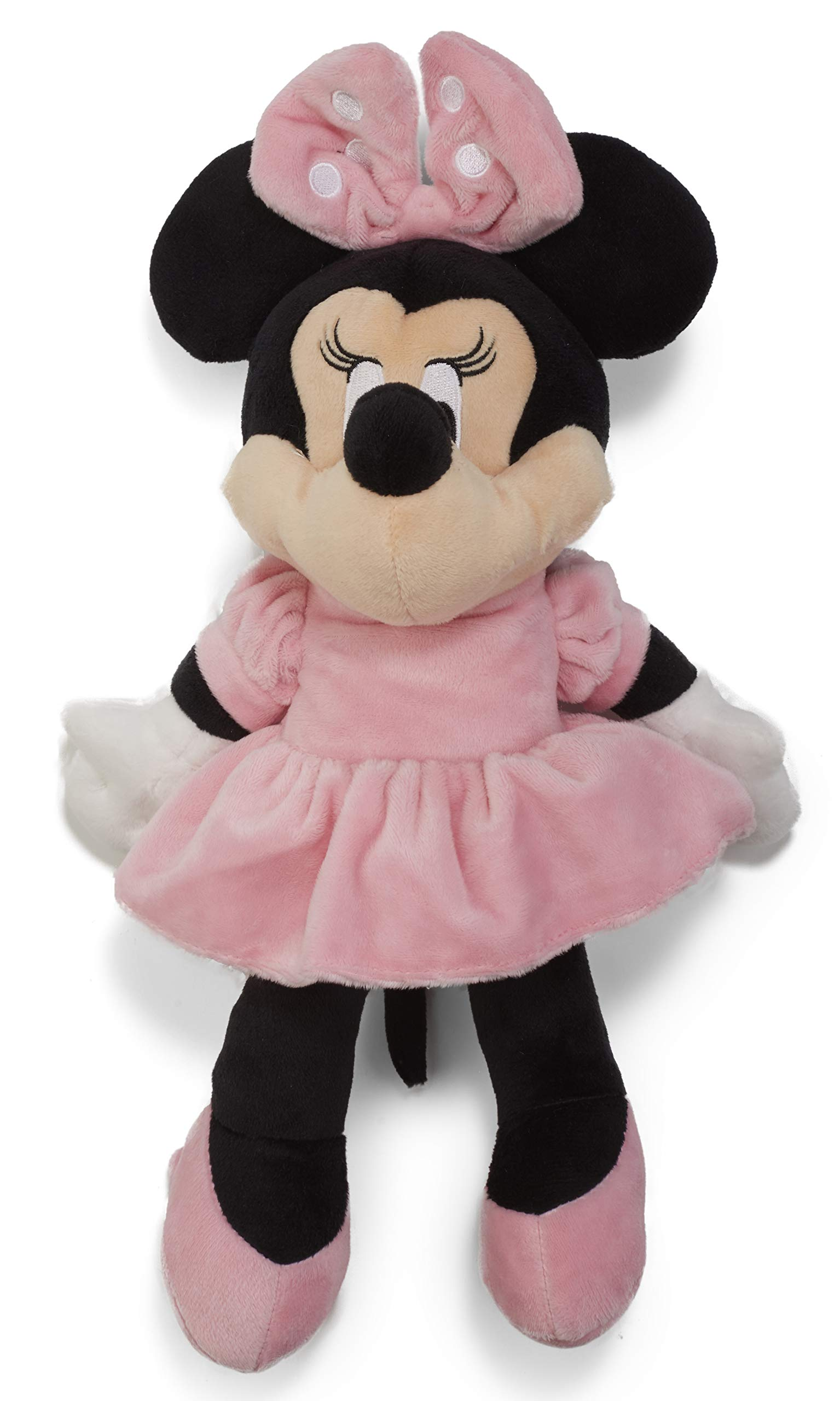 Amazon Com Disney Baby Mickey Mouse Stuffed Animal 14