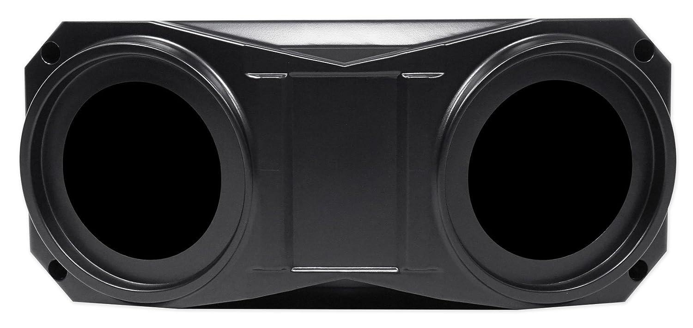 Metra OH-UNI01 6.5' Overhead Speaker Pod Enclosure For Polaris RZR/ATV/UTV/Cart