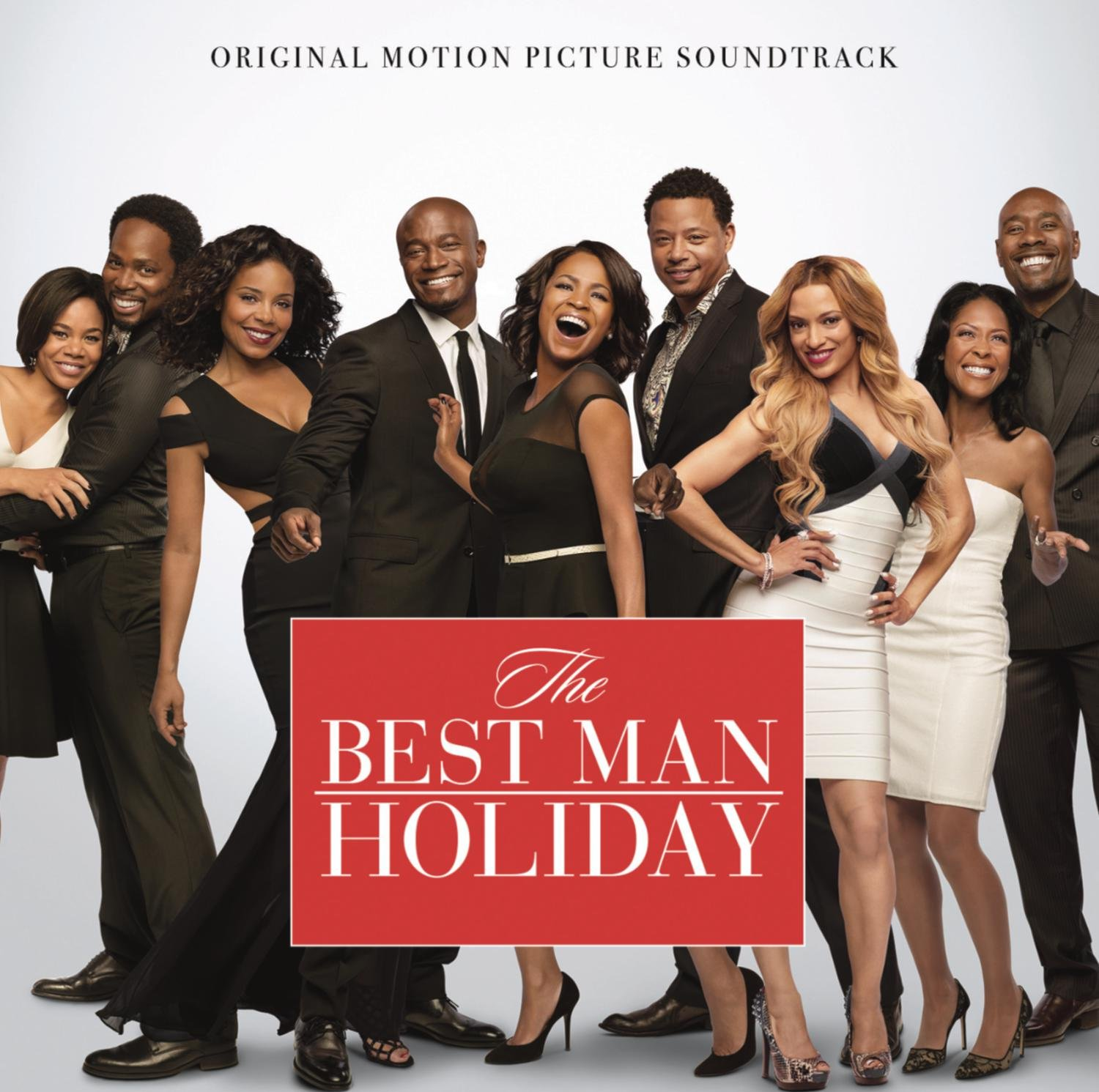 Various Artists - The Best Man Holiday: Original Motion Picture ...