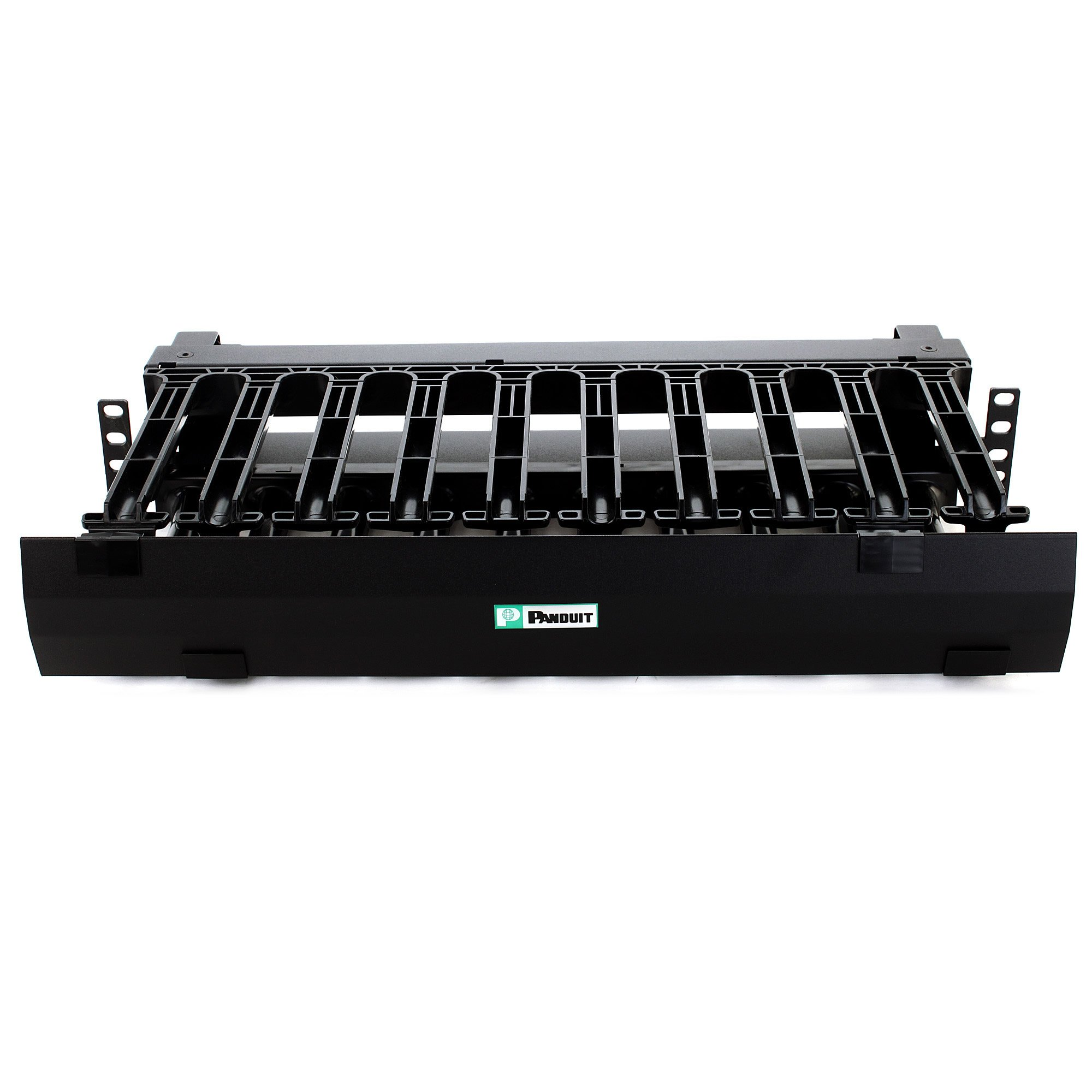 Panduit PatchRunner High Capacity Horizontal Cable Manager Rack cable management panel (horizontal) with cover