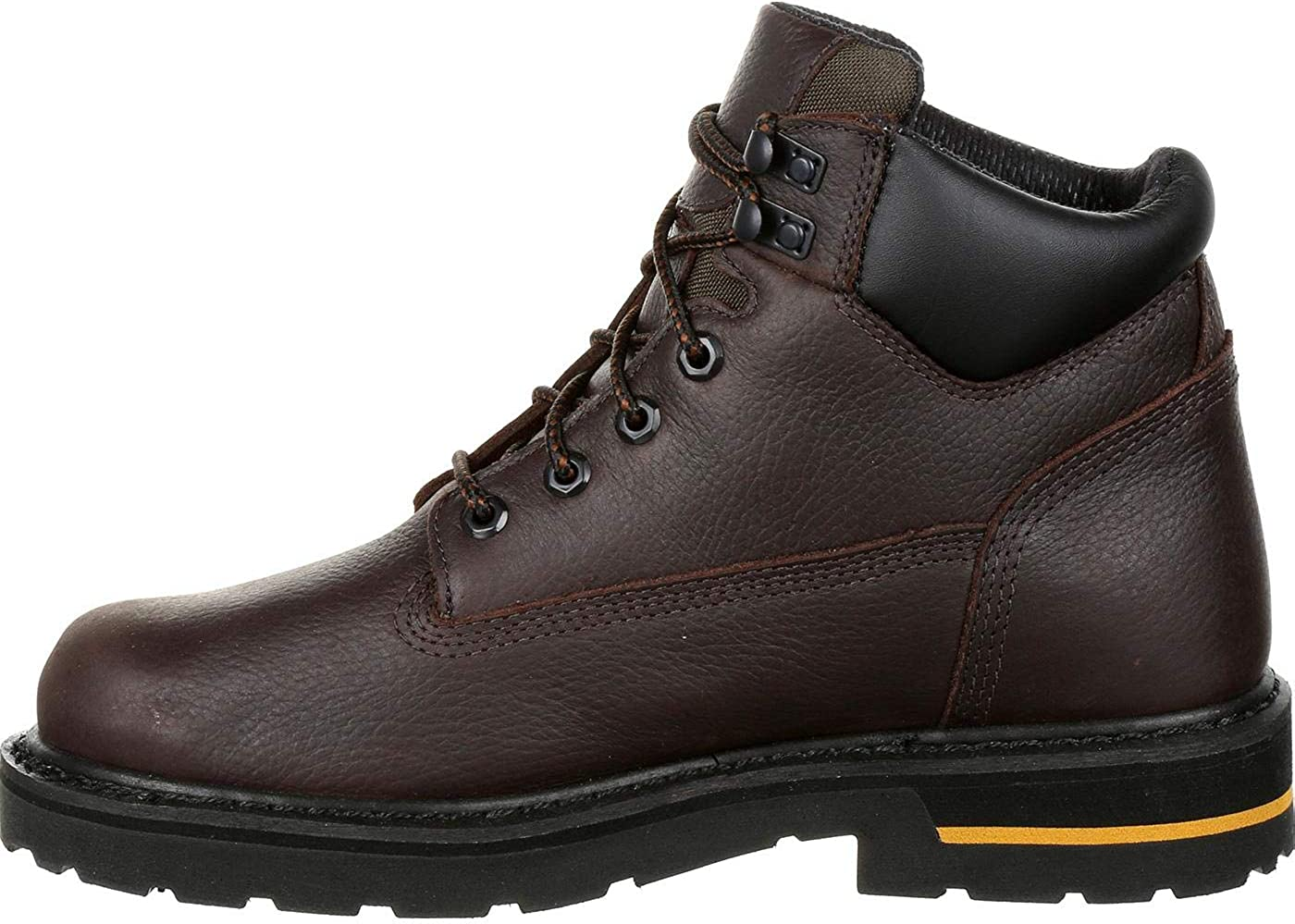 Georgia Boot Waterproof Work Mens GB0275IA 11 Medium Brown