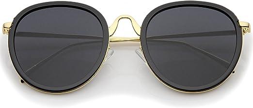 Womens Ladies Bridgeless Cat Eye Celebrity Fashion Sunglasses UV400