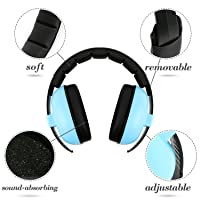 Baby Headphones Hearing Protection Headphones Noise Reduction for Babies and Toddlers...