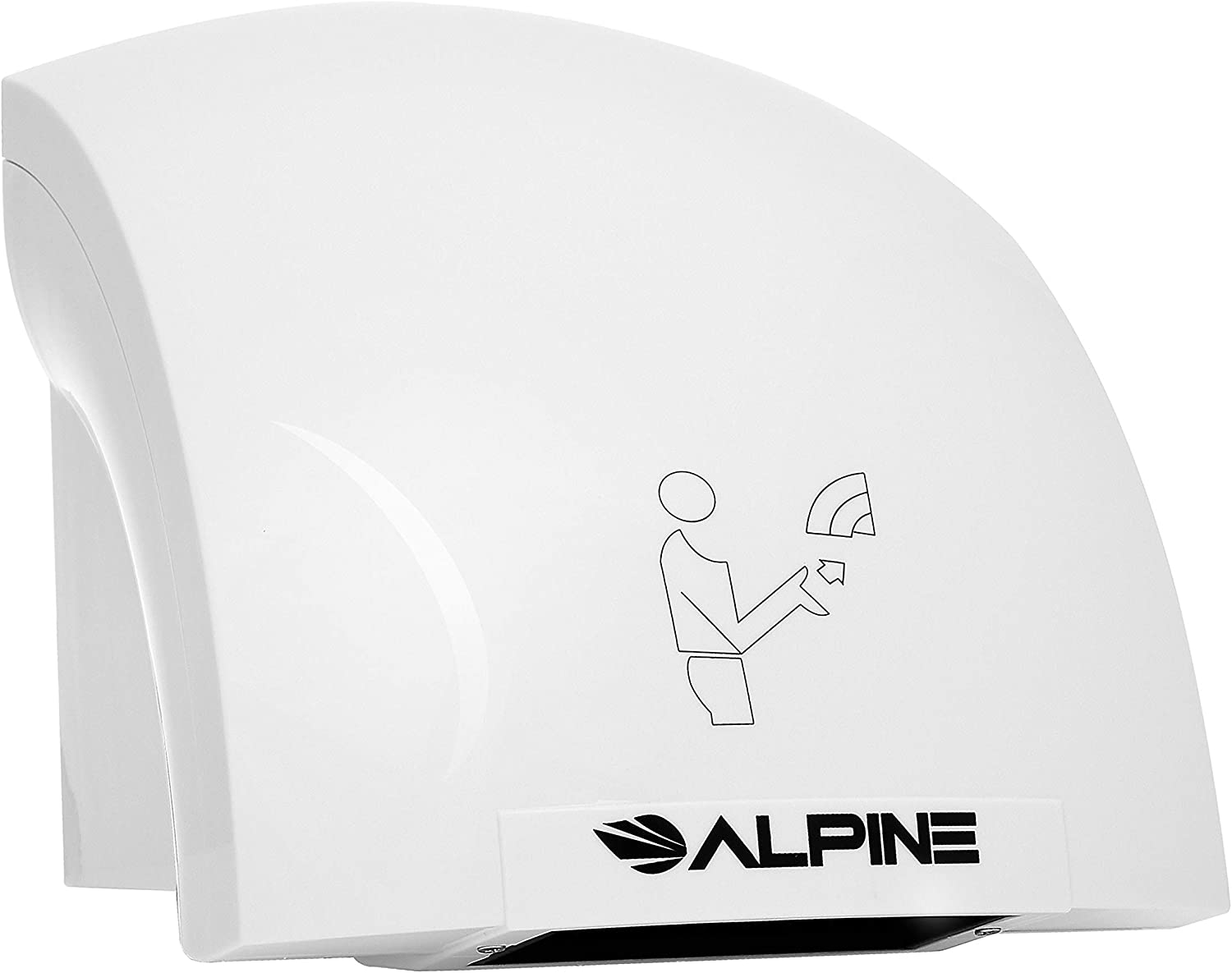 Alpine Hazel Automatic Hand Dryer