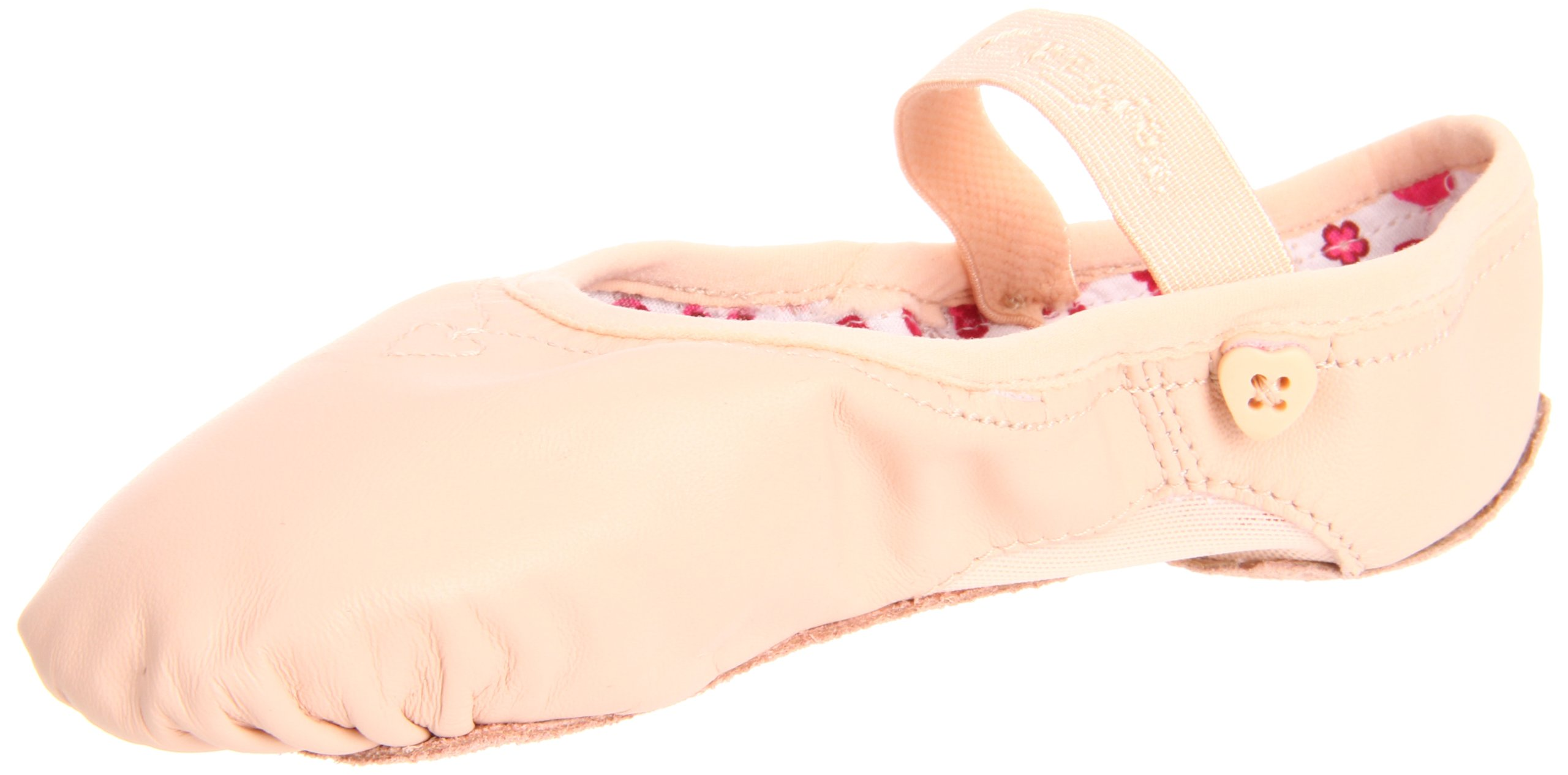 Capezio Love Ballet Flat (Toddler/Little Kid),Pink,11 M US Little Kid