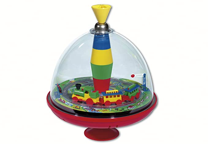 Bolz (BOLZA) Bolz Train Spinning Top Toy