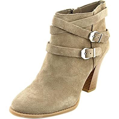 INC International Concepts Jaydie Women US 5 Brown Ankle Boot