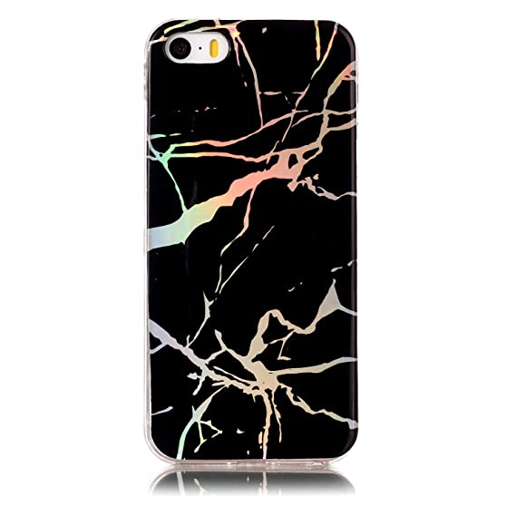 amazon com iphone 6 holographic marble case, iphone 6s black holoiphone 6 holographic marble case, iphone 6s black holo marble case, ultra thin sleek
