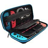 Capa para Nintendo Switch Axiba, bolsa protetora de viagem com 10 compartimentos para jogos