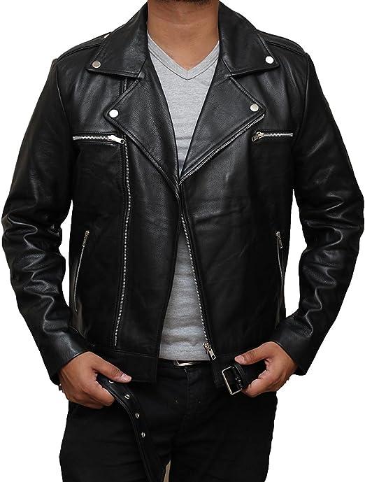 The Walking Dead Jeffrey Dean Morgan Negan Jacket (S