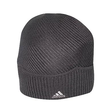 Adidas Adult Warm Cuffed Ski   Skate Beanie   Winter Hat - One Size ... f8b029cda27