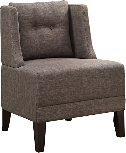 Poundex Bobkona Prissy Accent Chair
