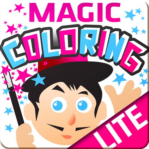 Magic Coloring Lite ()