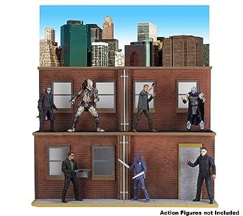 NECA Originals Diorama Street Scene 46 cm Other Dioramas ...