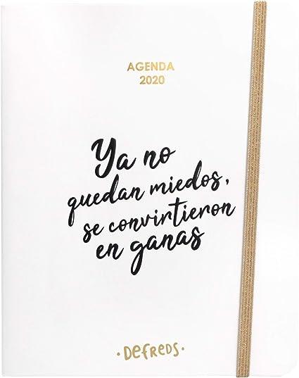 Agenda anual 2020 Defreds: 19 (TANTANFAN): Defreds - Jose Á. Gómez ...