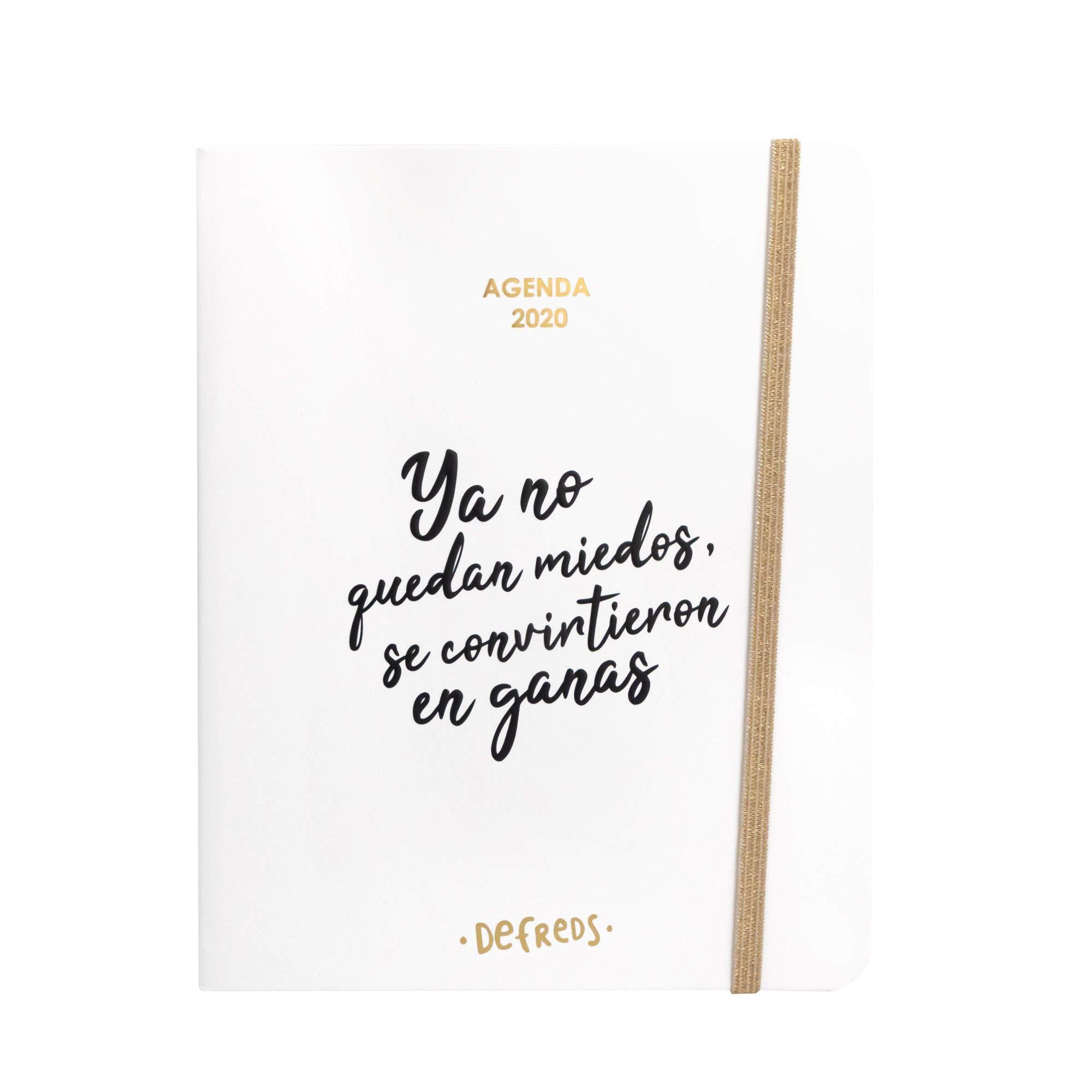 Agenda anual 2020 Defreds: 19 (TANTANFAN): Amazon.es ...