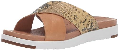 1cf59b8a38f UGG Women's Kari Exotic Flat Sandal